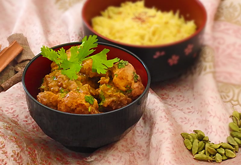 Chicken Korma - Healthy