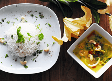 Coconut Chicken Slow Cooker Curry