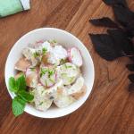 Red Potato Radish Salad