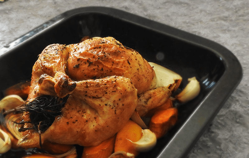 Small Chicken Roast