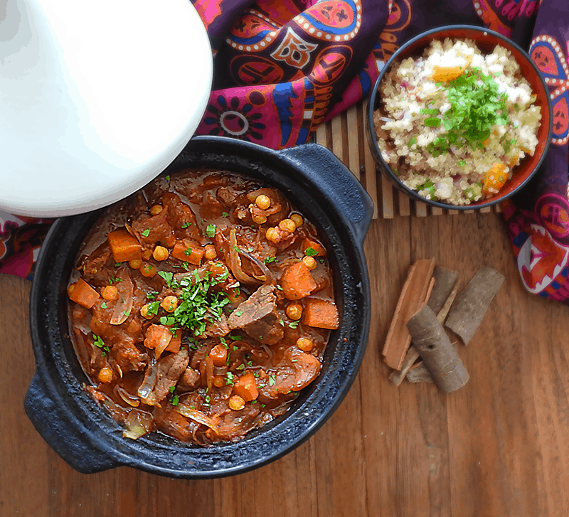 Apricot Lamb Tagine Feed Your Sole
