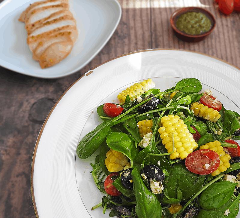 Greek Texan Salad