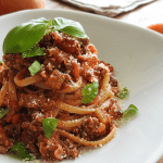 The Ultimate Linguine Bolognese