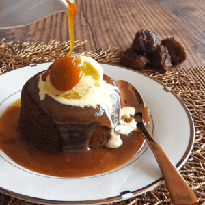 Make Ahead Sticky Toffee Pudding
