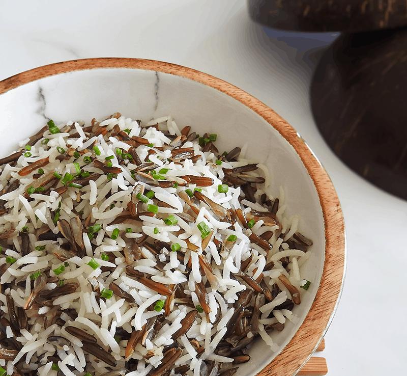 Wild Rice Basmati Coconut