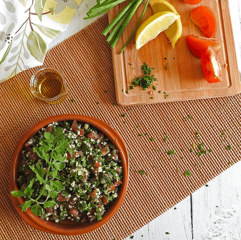 Middle Eastern Tabbouleh Recipe