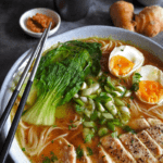 Miso Chicken Ramen Easy