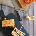 Best Chicken Club Sandwich