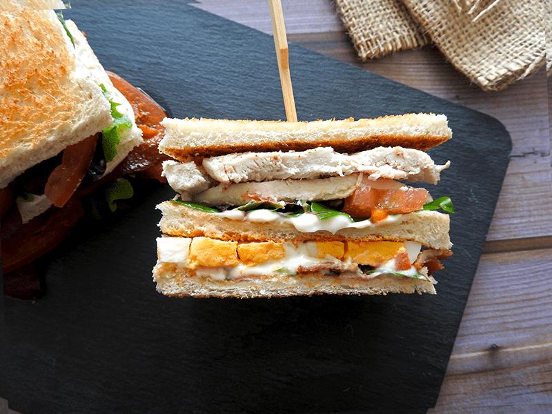 Best Chicken Club Sandwich Recipe