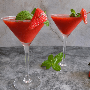 Frozen Daiquiri Mocktail
