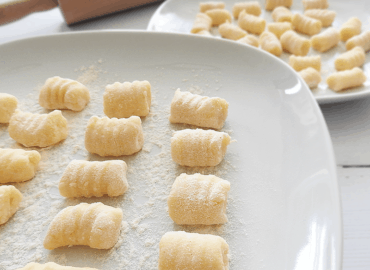 Freeze Ahead Homemade Gnocchi