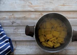 Rigatoni Alla Gricia Recipe Step 2