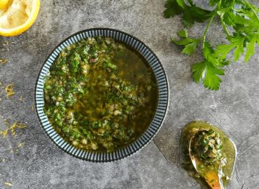 Salsa Verde Italian Recipe