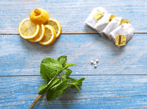 Lemon Earl Grey Iced Tea Ingredients