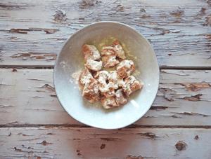Pork Paprikash Recipe Step 1