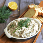 Smoked Mackerel Pate with Horseradish