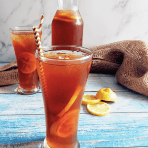Iced Tea Earl Grey Lemon