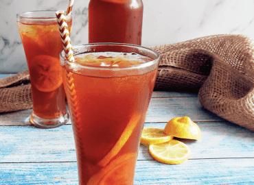 Iced Tea Earl Grey Lemon