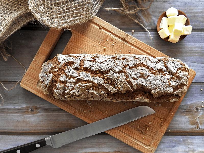 Borodinsky Bread Russian Rye