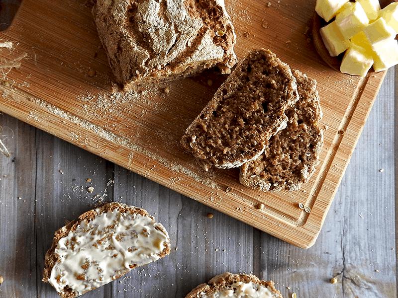 Borodinsky Rye Bread