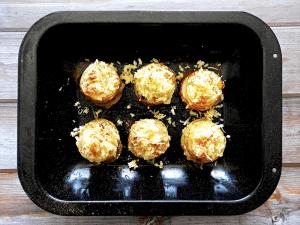 Individual Dauphinoise Potatoes Step 7