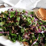 Kale Coleslaw Healthy