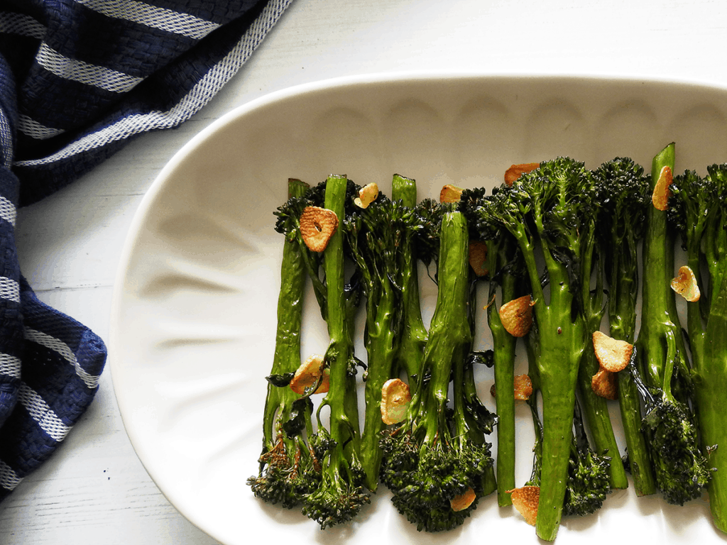 Roasted Tenderstem Broccoli