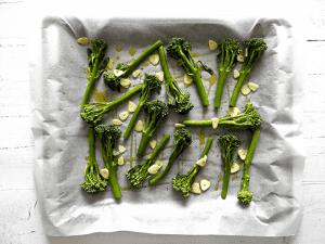 Roasted Tenderstem Broccoli Step 1