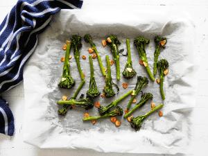 Roasted Tenderstem Broccoli Step 2