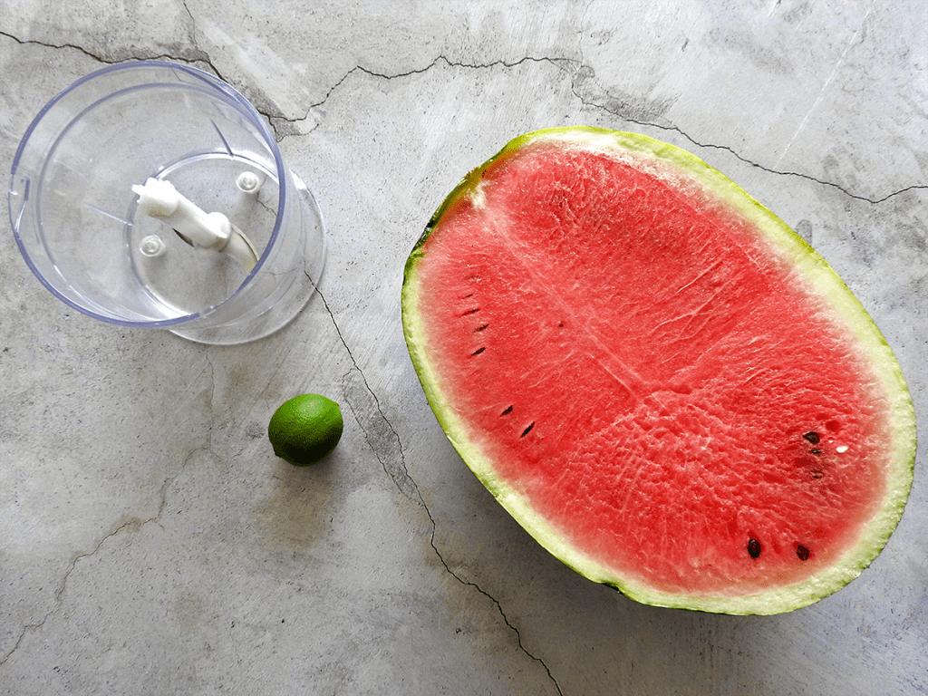 Watermelon Granita Ingredients