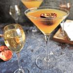 Porn Star Martini in a Glass