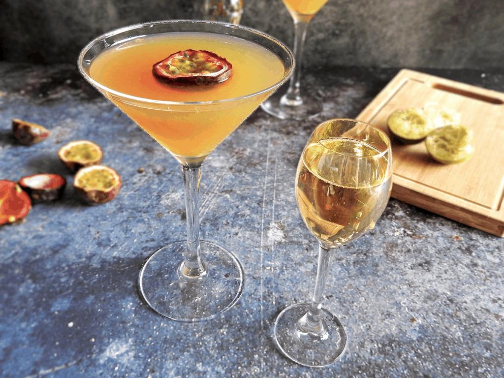 Prepared Porn Star Martini
