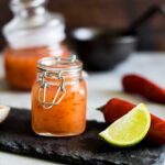 Sugar Free Sweet Chili Sauce with a Chilli