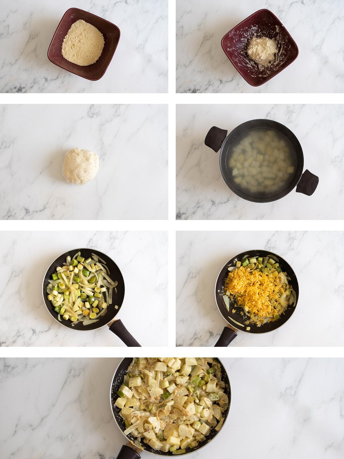 Recipe Steps 1